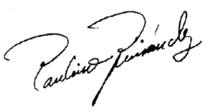 firma paulino
